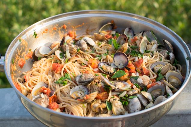 Spaghetti monte e mare 1-0693-2