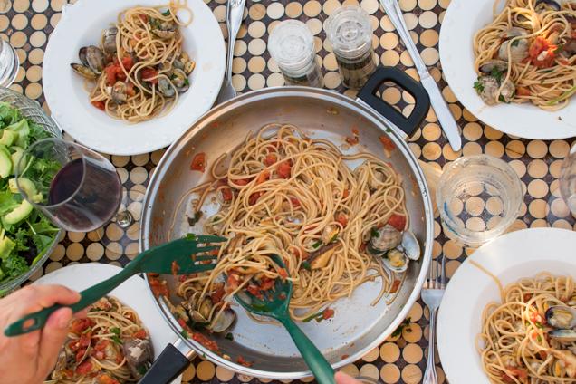 Spaghetti monte e mare 3-0698-2