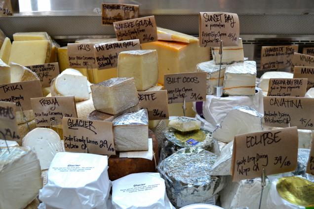 asperges met blauwe kaas, kaasjes-2