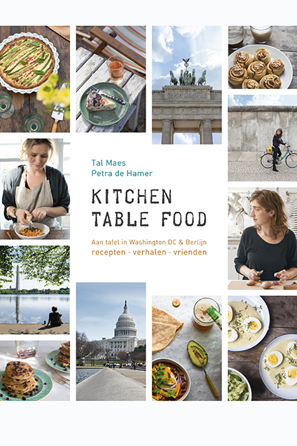 The Kitchen Table Food Cookbook