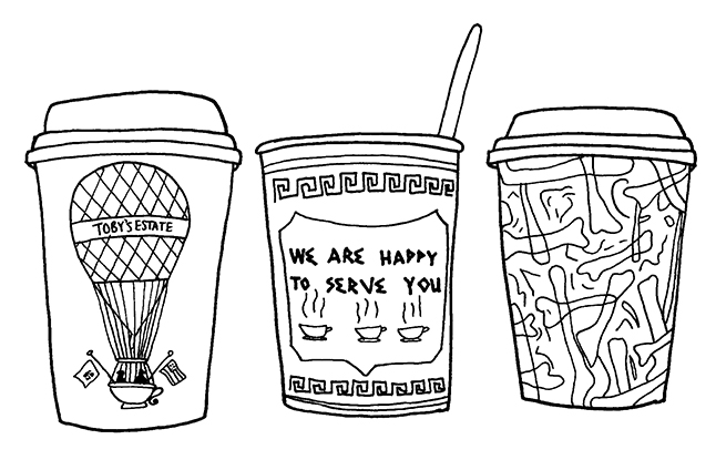 NYC-coffee-cups