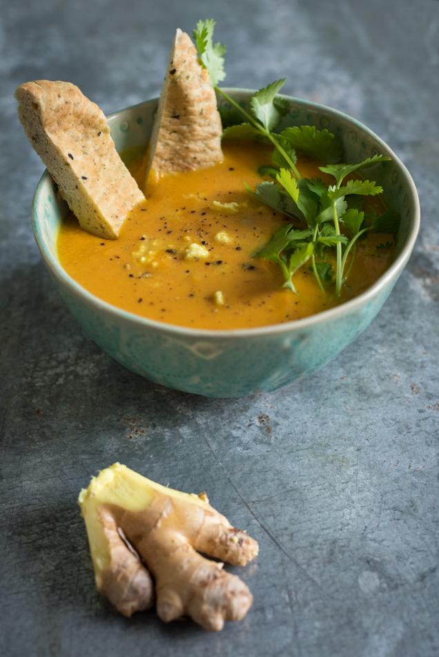 carrots soep-